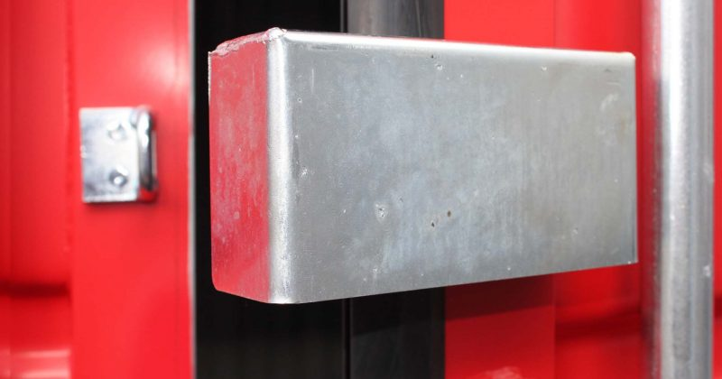 Lock box 06 detail