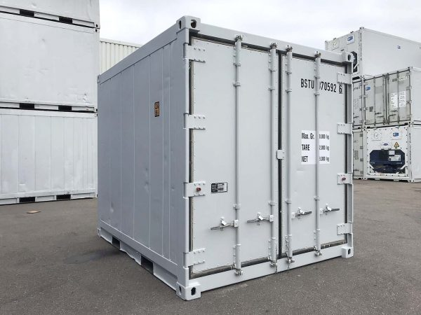 10ft Reefer linksvoor